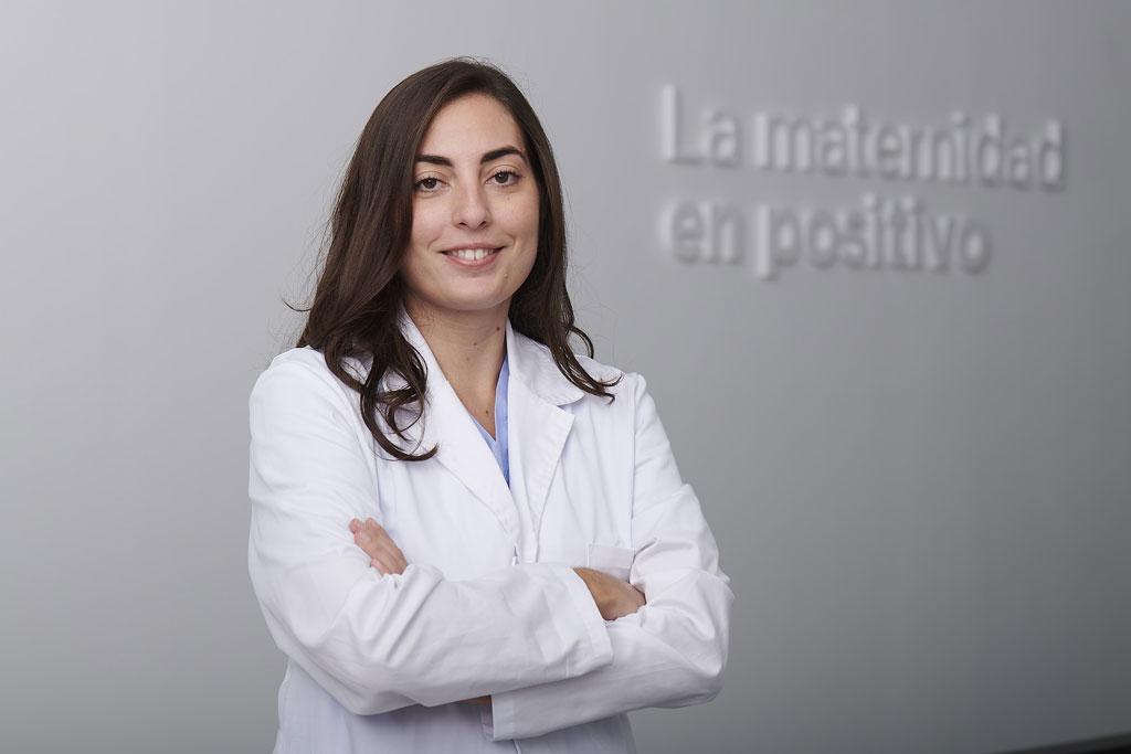 Silvia Tabar - Equipo médico